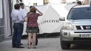 Detingut un home per la mort de la seva dona a Càceres