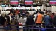 El aeropuerto de Bruselas reabre de forma parcial la terminal de salidas