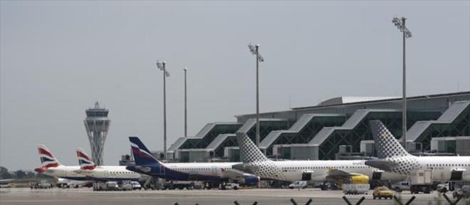 El aeropuerto de El Prat cierra hasta principios de febrero la pista principal por obras