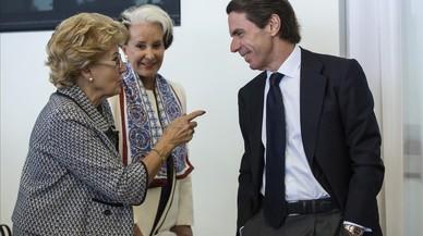 """Aznar, sobre la reelección de Rajoy: dos mandatos """"son suficientes"""""""