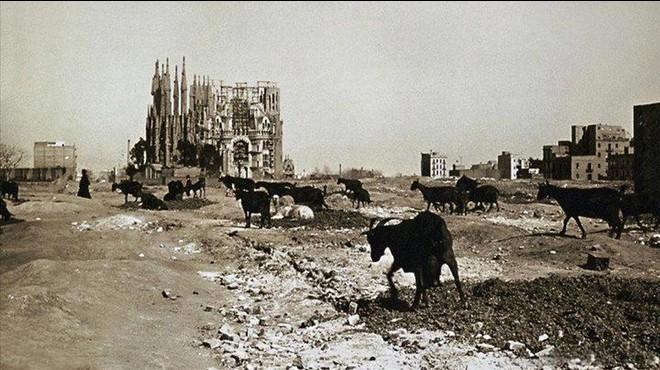 Los detectives de la historia de la Barcelona