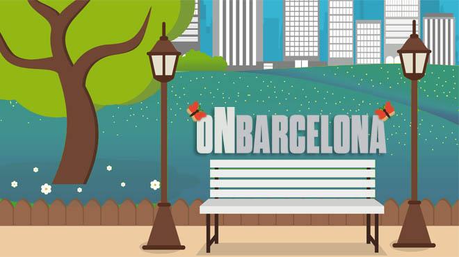 On Barcelona - Llocs on llegir a l'aire lliure (català)