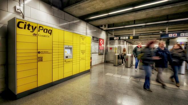 Noticias de correos - Oficina central de correos barcelona ...