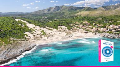 Texto y fotos de la Gu�a 'Todas las playas de Mallorca',en la fotoCala Mesquida.