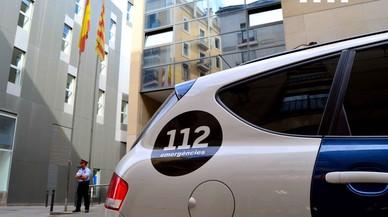 """Hablan mossos sobre el 1-O: """"Que nos dejen al margen"""""""