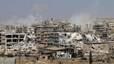 Rusia y su aliado, el r�gimen sirio, ofrecen una rendici�n a la asediada Alepo