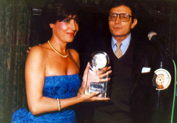 Concha Velasco y Tony Leblanc.