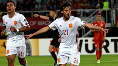 Audiencias: El fútbol y Puigdemont se reparten la noche