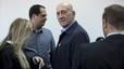 El ex-primer ministro israelí Ehud Olmert ingresa en prisión