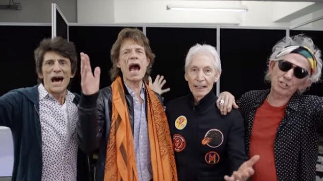 Els Rolling Stones, eufòrics per actuar a l'Havana