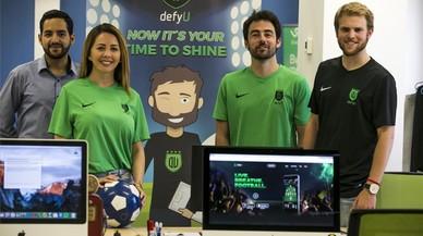 DefyU: forma tu equipo y gana