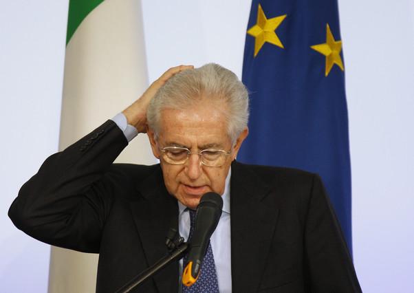 Monti, dispuesto a ser presidente del Gobierno aunque descarta ir en las listas