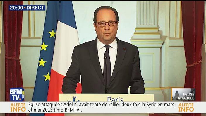La extrema derecha carga contra Hollande por no garantizar la seguridad