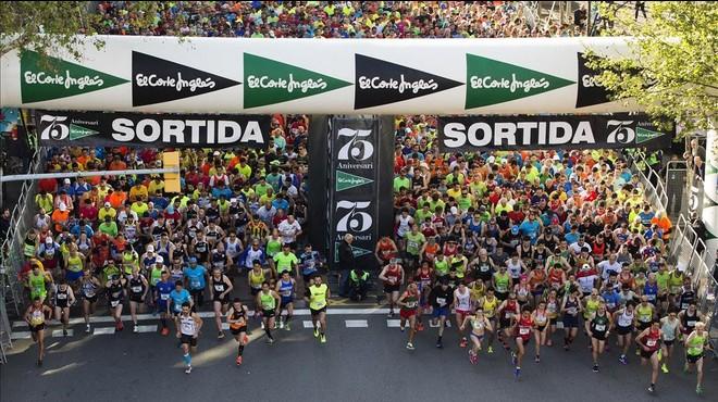 Ciutat de 'runners'