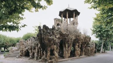 Una cúpula hiperboloide oculta al manicomi de Sant Boi ofereix noves pistes sobre Gaudí