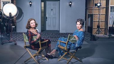 HBO recrea en una sèrie la rivalitat entre Joan Crawford i Bette Davis