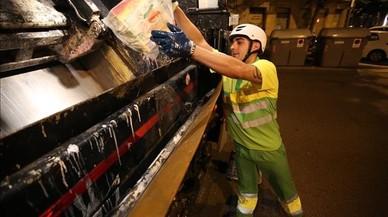 Colau acusa FCC d'un frau de 3,3 milions en la recollida de residus