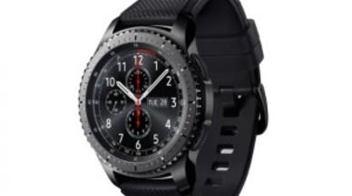 Samsung lanza el reloj inteligente Gear S3