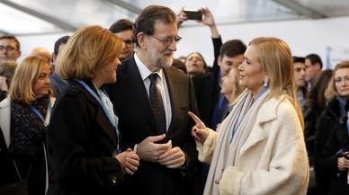 Cifuentes anuncia la candidatura a presidir el PP de Madrid