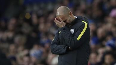 Koeman i l'Everton assesten a Guardiola la pitjor derrota de lliga de la seva carrera (4-0)