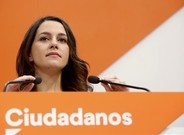 La líder de Ciutadans, Inés Arrimadas.