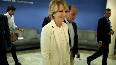 IU demanarà al jutge Velasco que investigui Aguirre per les irregularitats del Canal de Isabel II