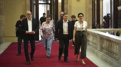 La ley de transitoriedad sustituye al TC por una 'Sala de Garanties' y crea un Supremo catalán