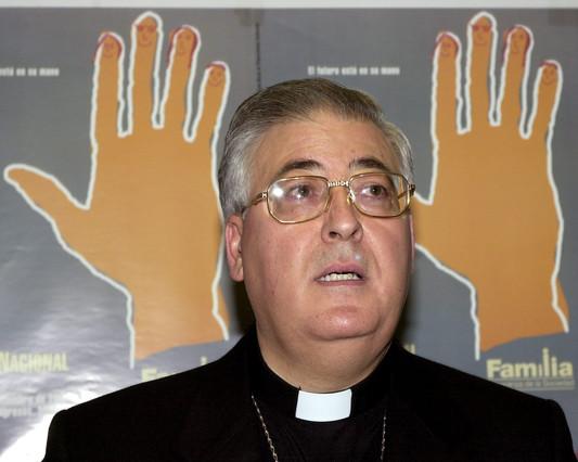 Reig Pla, el obispo que emocionó a Blas Piñar