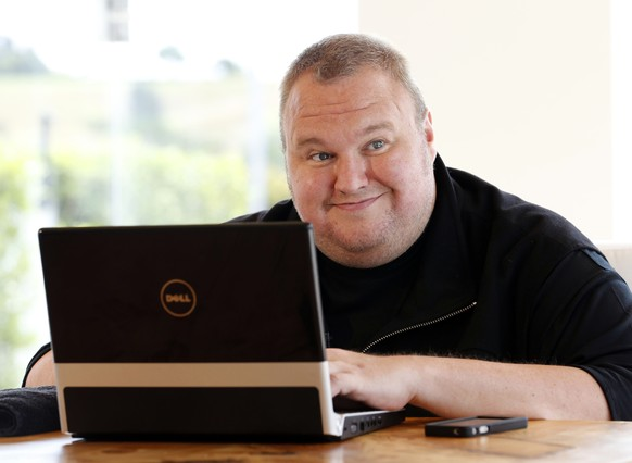 El fundador de Megaupload asegura que su nueva p�gina es legal