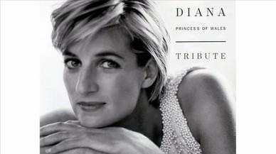 Diana de Gales, fotografiada por Mario Testino.