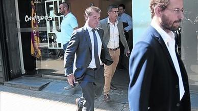 Archivada la denuncia contra los fiscales del 'caso 3%' acusados de coacciones