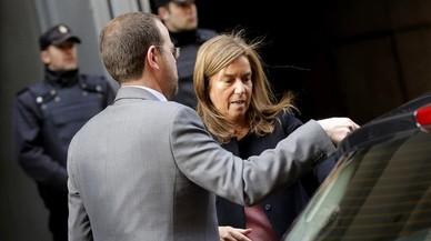 Ana Mato passa d'anar al judici del 'cas Gürtel'