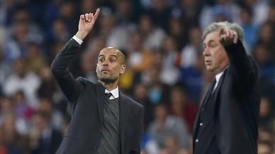 El missatge de Guardiola a Ancelotti al vestidor del Bayern