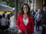 Maria Eugènia Gay, nueva decana de los abogados de Barcelona.