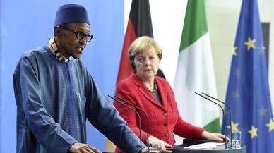 """El president de Nigèria respon a les crítiques de la seva dona dient que el seu lloc """"és a la cuina"""""""
