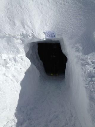 La nieve cubre todo el Vall d'Aran.
