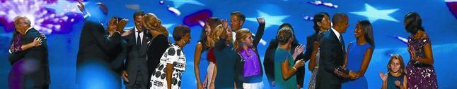 Obama topa con el mal dato del paro al cierre de la convenci�n