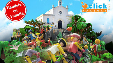 Sant Boi acull per primera vegada una fira Playmobil