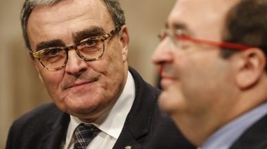 Ros es desmarca d'Iceta i Parlón en la investidura de Rajoy