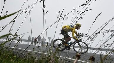 El Tour conviu amb la passió de Sagan i el control de Froome