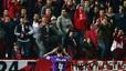 La Liga denuncia más cánticos contra Ramos, el Madrid y el Barça en el Sánchez Pizjuán