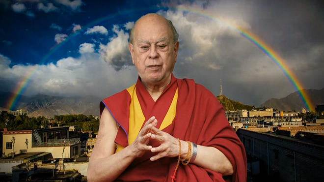 Fantasia tibetana