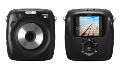 Fujifilm SQ10, la càmera de la generació Instagram que imprimeix fotos