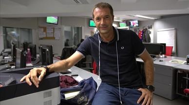 Manu Carreño, amb 'El larguero', lidera les nits esportives de la ràdio