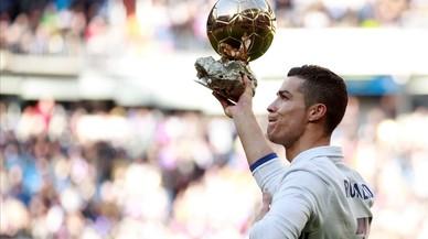 Ronaldo també s'apunta al premi The Best