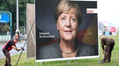 El resultat de les eleccions sumeix Alemanya en la inestabilitat