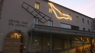 La intervención de las cuentas de la Generalitat obliga a posponer una exposición en el Arts Santa Mónica