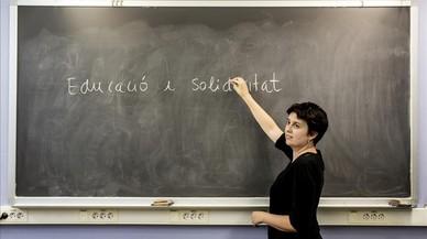 """Isabel Redañó, coordinadora de Martinet Solidari: """"S'hauria de recolzar més les entitats petites"""""""