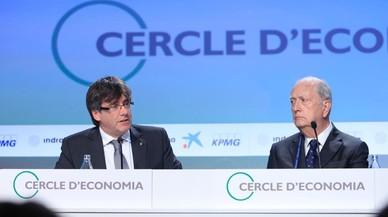 """Puigdemont: """"La resposta de Rajoy no servirà per encarrilar el distanciament"""""""