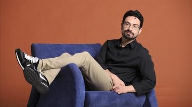 """Carlo Padial: """"He convertit els desitjos de Berto Romero en un malson"""""""